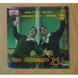 DUO DINAMICO - ADAN Y EVA + 3 - EP