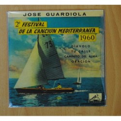 JOSE GUARDIOLA - DIAVOLO + 3 - EP