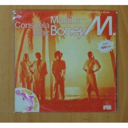 BONEY M - MALAIKA / CONSUELA BIAZ - SINGLE