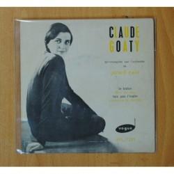 CLAUDE GOATY - LE BIDON + 3 - EP