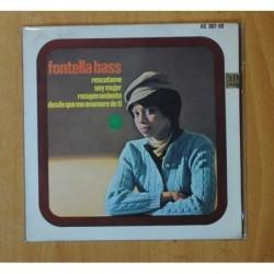 FONTELLA BASS - RESCATAME + 3 - EP