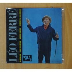 LEO FERRE - PANAME + 3 - EP