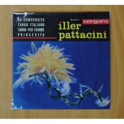 ILLER PATTACINI - LA CUMPARSITA + 3 - EP