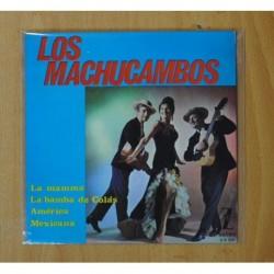 LOS MACHUCAMBOS - LA MAMMA + 3 - EP
