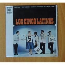 LOS CINCO LATINOS - ET MAINTENANT + 3 - EP