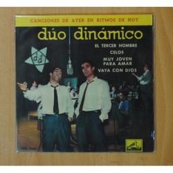 DUO DINAMICO - EL TERCER HOMBRE + 3 - EP
