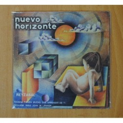 NUEVO HORIZONTE - REYZABAL - SINGLE