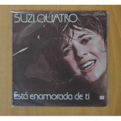 SUZI QUATRO - ESTA ENAMORADA DE TI - SINGLE