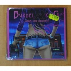 BURDEL KING - LADRAN LUEGO CABALGAMOS - CD