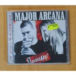 MAJOR ARCANA - REVOLUTION - CD