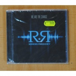 MIRRORS FREQUENCY - WE ARE THE CHANGE - CD