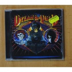 BOD DYLAN / GREATEFUL DEAD - DYLAN & THE DEAD - CD