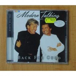 MODERN TALKING - BACK FOR GOOD - CD