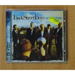 BACKSTREET BOYS - NEVER GONE - CD + DVD