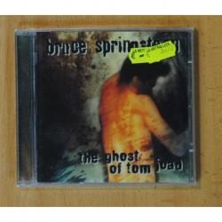 BRUCE SPRINGSTEEN - THE GHOST OF TOM JOAD - CD