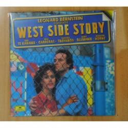 LEONARD BERNSTEIN - WEST SIDE STORY - GATEFOLD - 2 LP