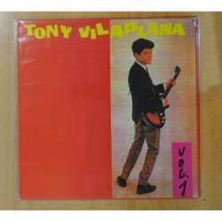 TONY VILAPLANA - VOL 1 - LP