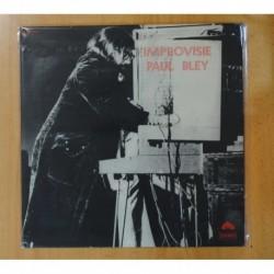 PAUL BLEY - IMPROVISE - LP