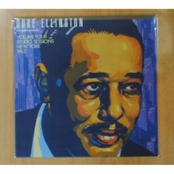 DUKE ELLINGTON - VOLUME FOUR STUDIO SESSIONS NEW YORK 1963 - LP
