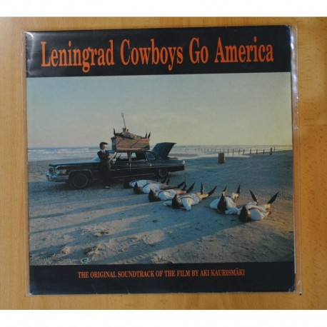 LENINGRAD COWBOYS - LENINGRAD COWBOYS GO AMERICA - LP