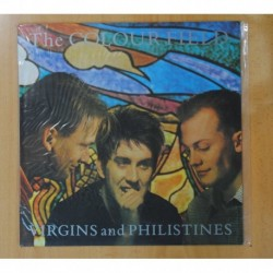 THE COLOUR FIELD - VIRGINS AND PHILISTINES - LP