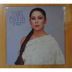 ISABEL PANTOJA - SE ME ENAMORA EL ALMA - LP