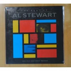 AL STEWART - THE BEST OF AL STEWART - LP