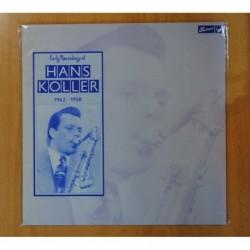 HANS KOLLER - EARLY RECORDINGS 1942 1950 - LP