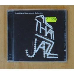 VARIOS - ALL THAT JAZZ - BSO - CD