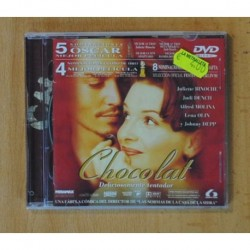 CHOCOLAT - RACHEL PORTMAN - DVD