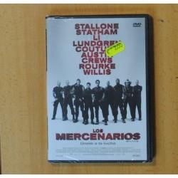 LOS MERCENARIOS UNETE A LA LUCHA - DVD