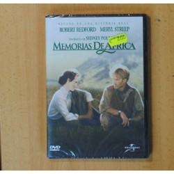 MEMORIAS DE AFRICA - DVD