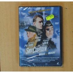 SKY CAPTAIN Y EL MUNDO DE MAÑANA - DVD