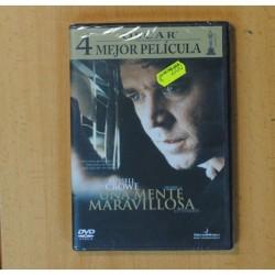 UNA MENTE MARAVILLOSA - DVD