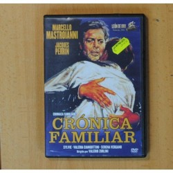 CRONICA FAMILIAR - DVD