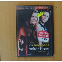 LOS FABULOSOS BAKER BOYS - DVD