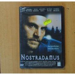 NOSTRADAMUS - DVD
