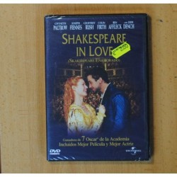 SHAKESPEARE IN LOVE - DVD