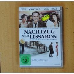 NACHTZUG NACH LISSABON - DVD