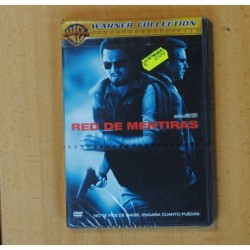 RED DE MENTIRAS - DVD