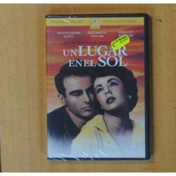 UN LUGAR EN EL SOL - DVD