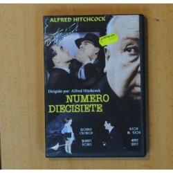 NUMERO DIECISIETE - DVD