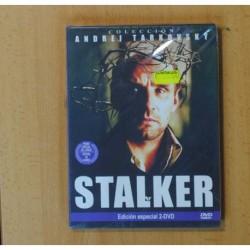 STALKER - 2 DVD