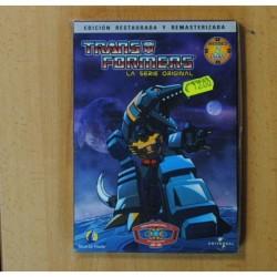 TRANSFORMERS LA SERIE ORIGINAL - 2 DVD