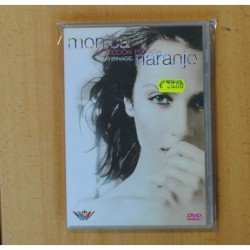 MONICA NARANJO COLECCION PRIVADA TOUR MINAGE - DVD