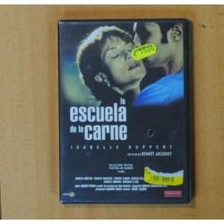LA ESCUELA DE LA CARNE - DVD