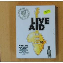 LIVE AID - DVD