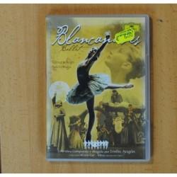 BLANCANIEVES BALLET - DVD