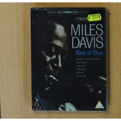 MILES DAVIS KIND OF BLUE - DVD