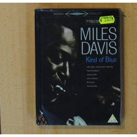 MILES DAVIS KIND OF BLUE - DVD